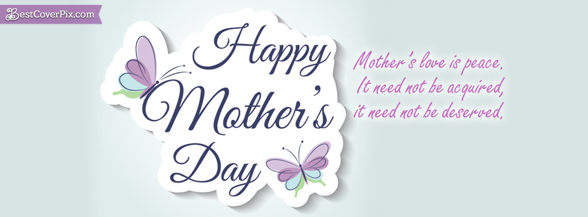 mothers day quote fb banner photo | THS facebook cover ...