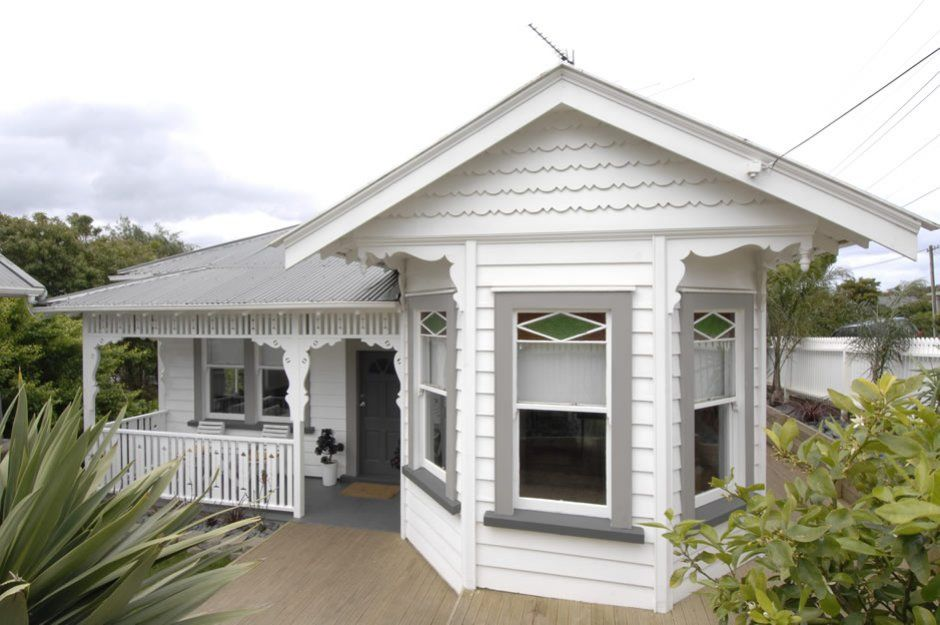 Bannerman Villa Western Springs Auckland New Zealand DIY