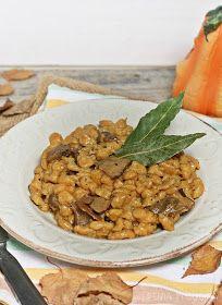 Letizia in Cucina: Spatzle di Zucca ai Funghi Porcini | Food ...
