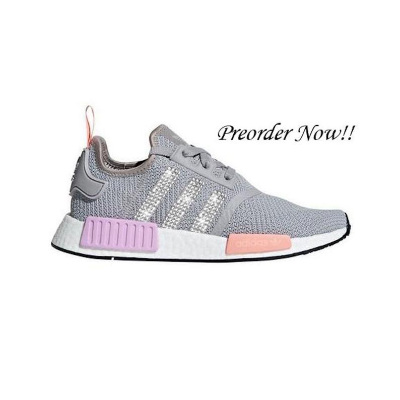 Swarovski Adidas Originals Damen NMD R1 Schuhe | Etsy
