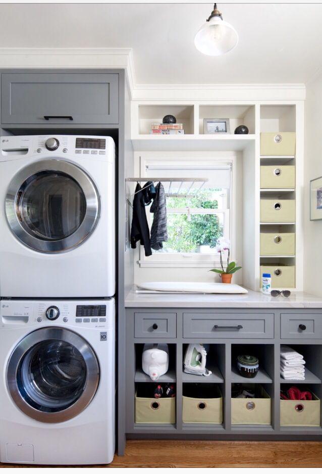 Laundry Idea It Grey Laundry Rooms Laundry