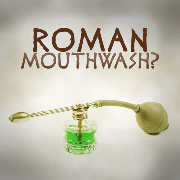Did You Know That The Ancient Romans Are The First Civilization Recognized As Using Mouthwash Modern Mouthwas Dentistry For Kids Childrens Dentistry Mouthwash