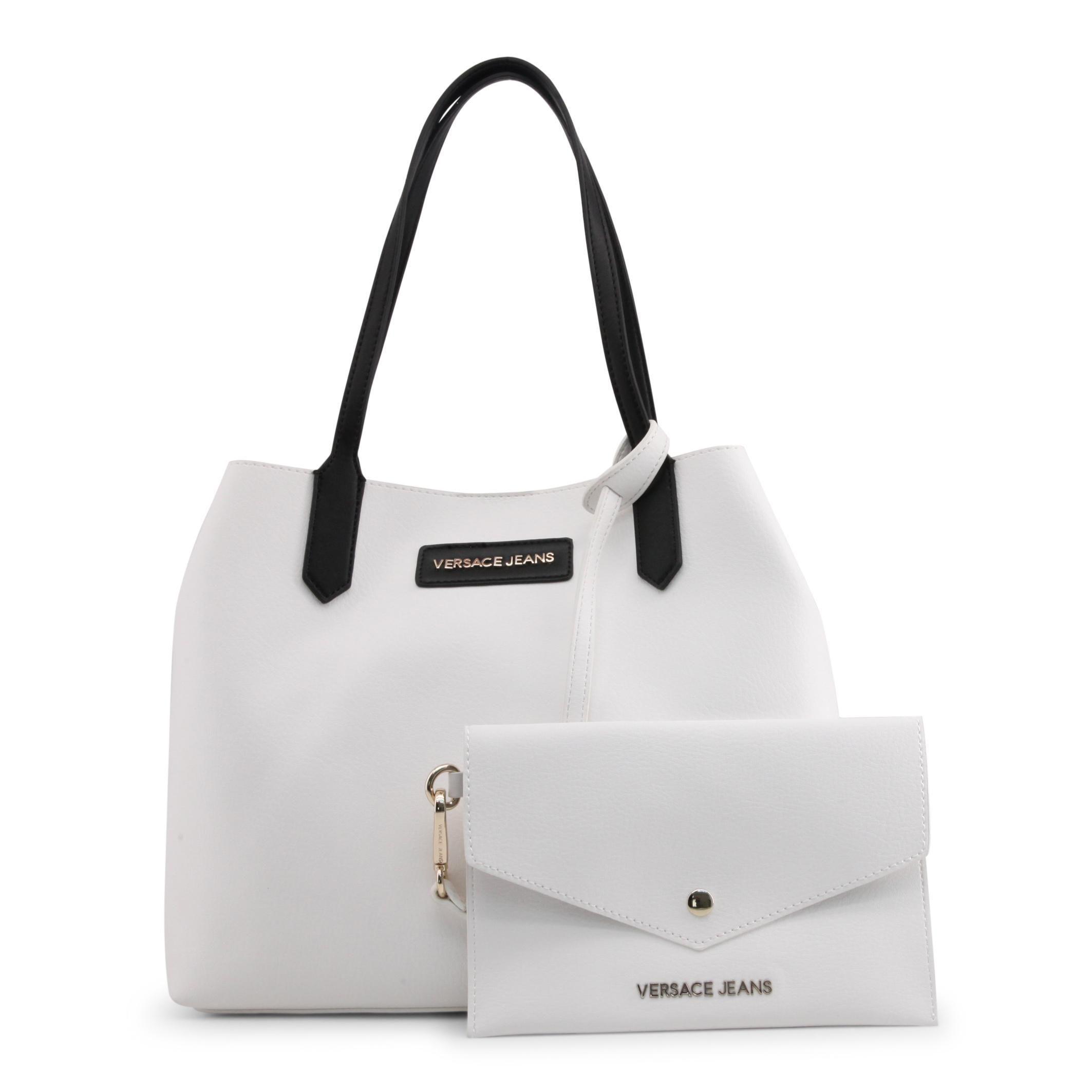 Versace Jeans - E1VRBBN8 70048. Versace Jeans - E1VRBBN8 70048 White  Shoulder Bags ... 748468f020