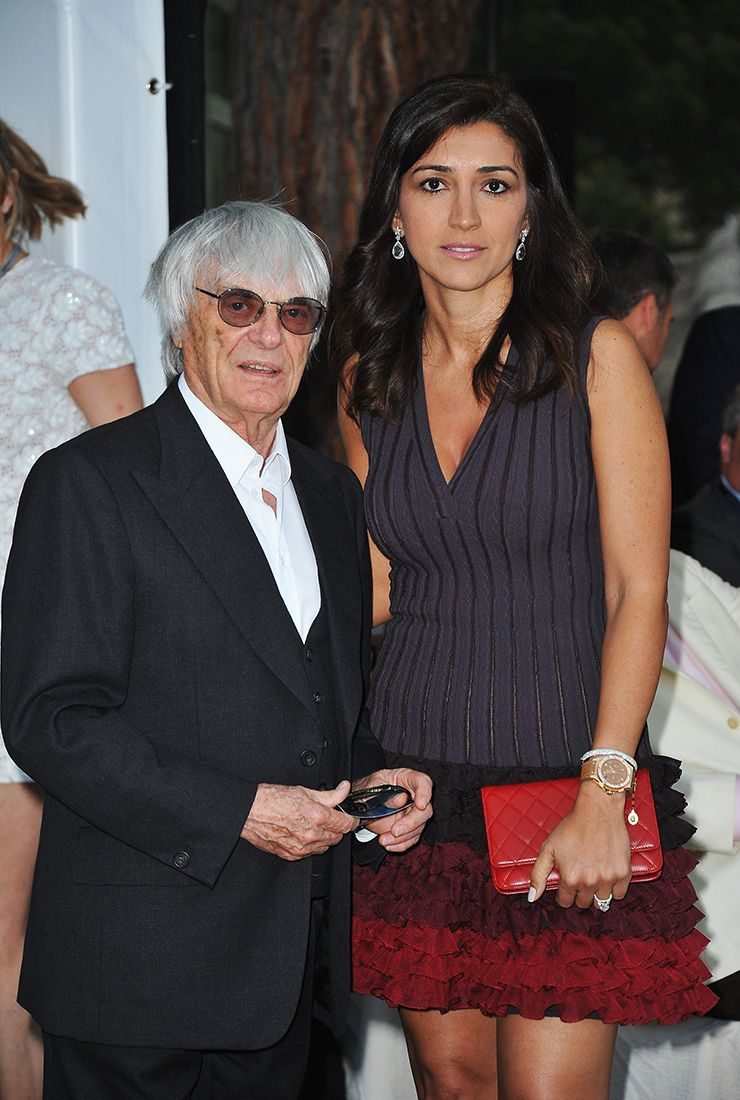 Bernie Ecclestone Wife Age
