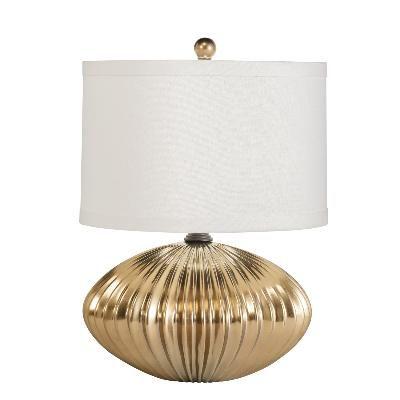 Lighting Inc Online White Table Lamp