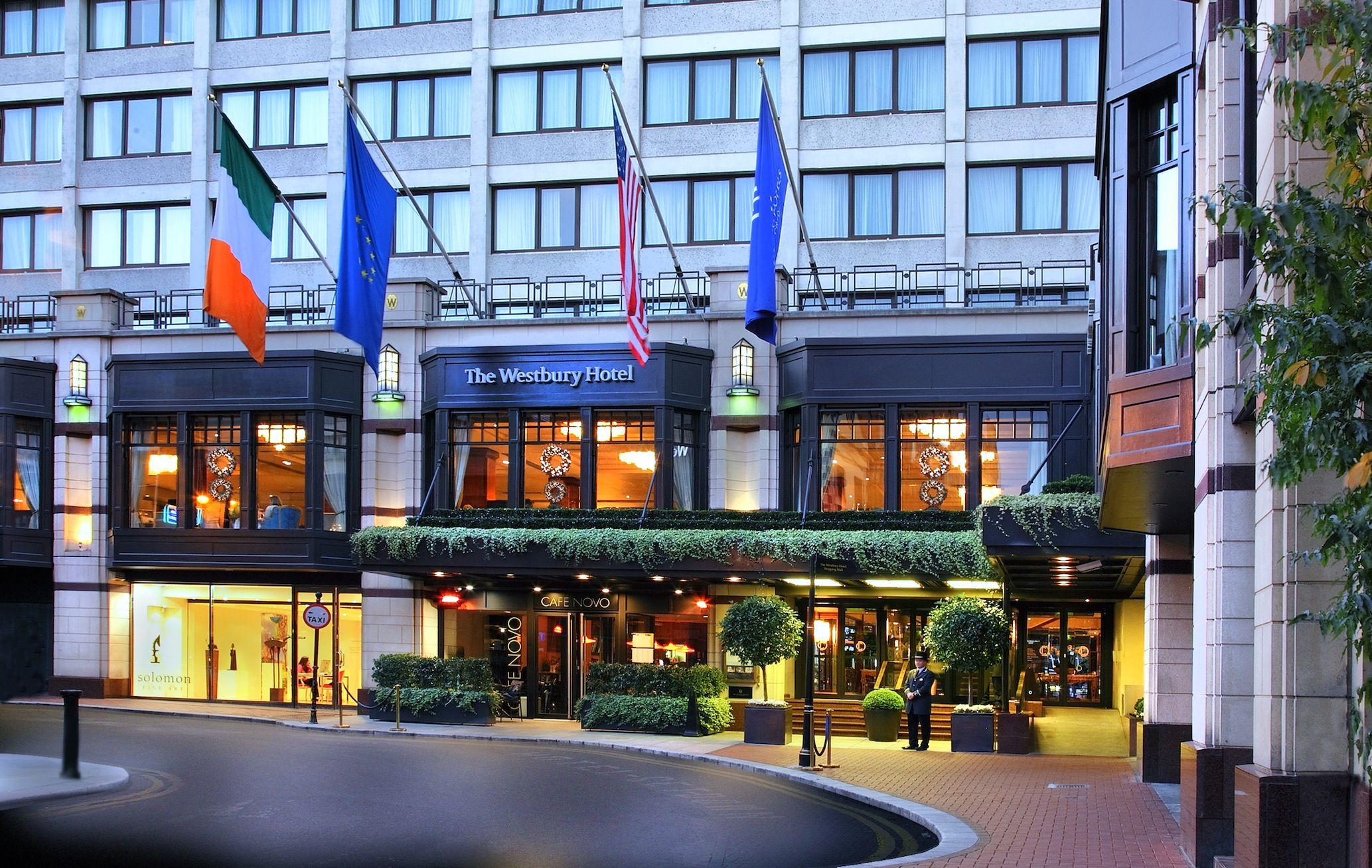 TGIF An overnight stay in the Westbury hotel & a super
