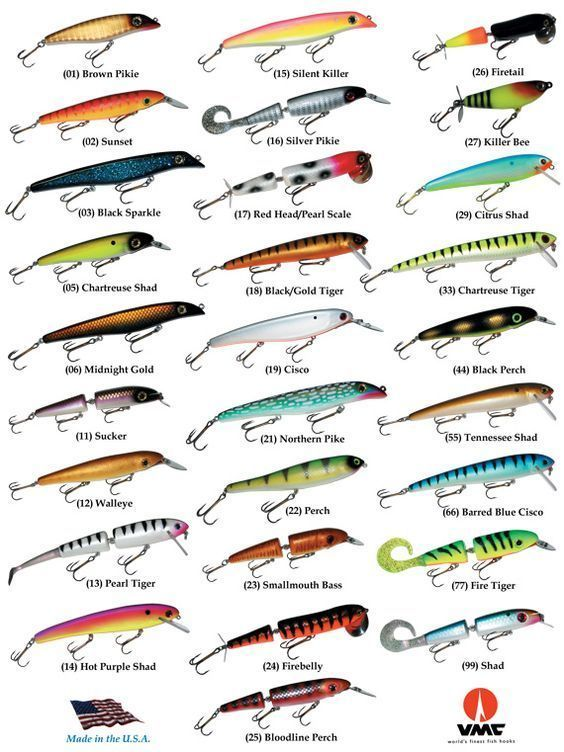 Pay Attention To Patterns And Colors Charts Like This One From Big Fork Lures Are A Big Help Trout Fishing Tips Bass Fishing Fishing Tips