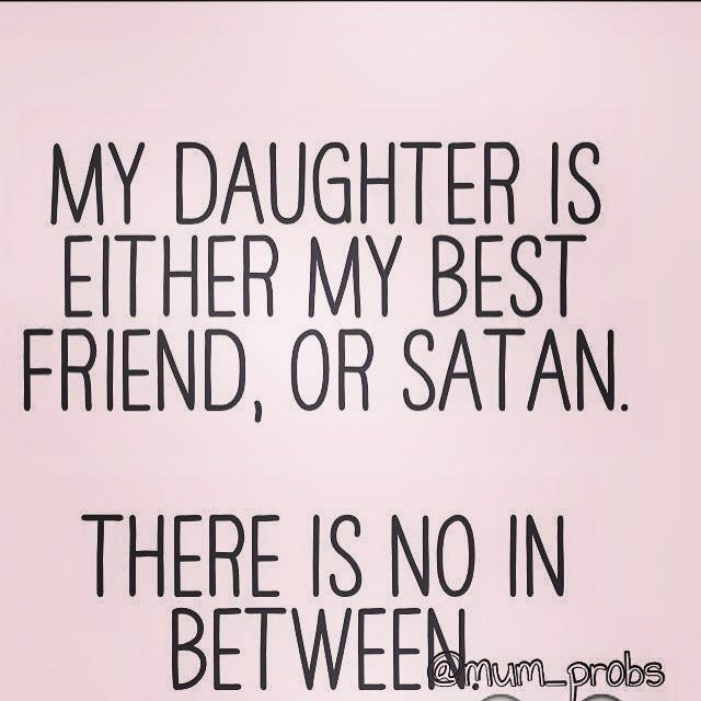 neveratruerstatement #daughter #crazy #bestie | Funny mom ...