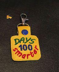 100 Days Smarter Snap Tab