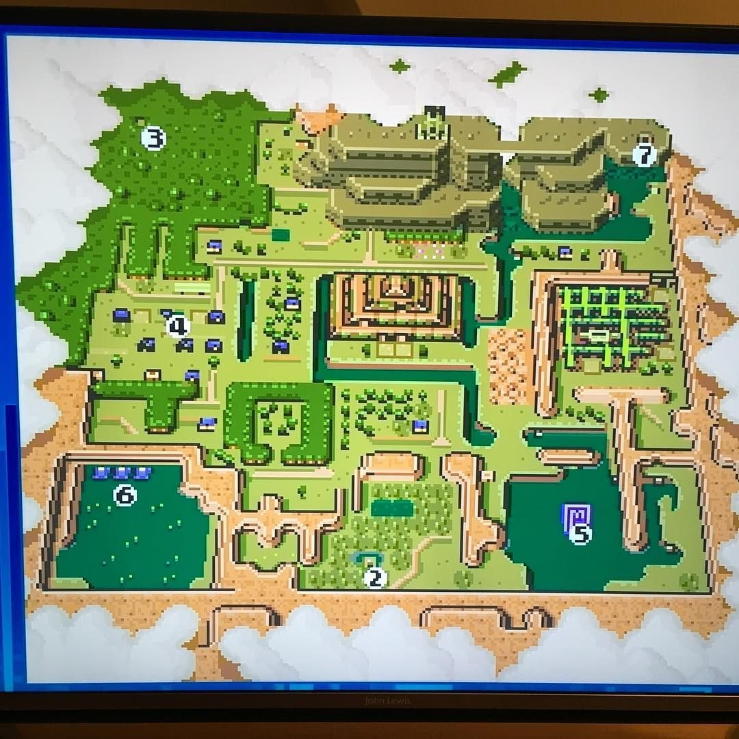 Dark world crystals 2 7 a link to the past has a huge number of a link to the past has a huge number aloadofball Choice Image
