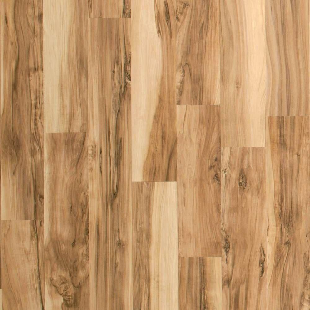 Home Decorators Collection Brilliant Maple 8 Mm Thick X 7 1 2 In Wide X 47 1 4 In