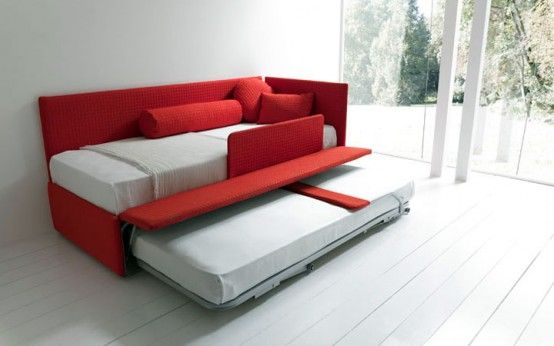 Modern Single Sofa Beds | Hominic Furniture Collection ...
