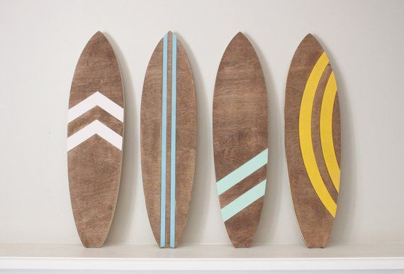 Surf decor, beach decor, retro, surf, vintage, wall art, wood wall art, kids room decor, wood art, vw bus, nursery decor, wood signs, sign is part of Retro decor Wood - 8  birch plywood and inlaid with professional wood glue Need a colour not listed  Prefer a different size  or want something totally different  Message me for custom requests!