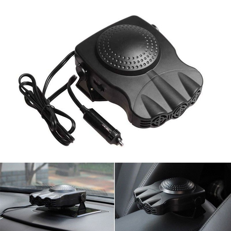 12v 150w 2 In 1 Car Portable Heating Cooling Heater Fan Defroster