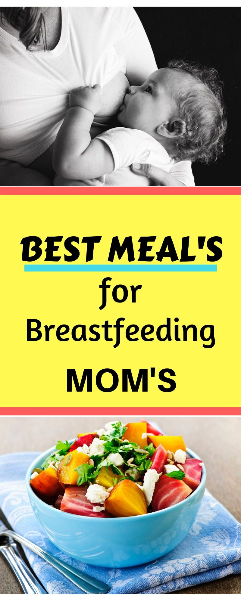 A list of best foods for breastfeeding mothers (With
