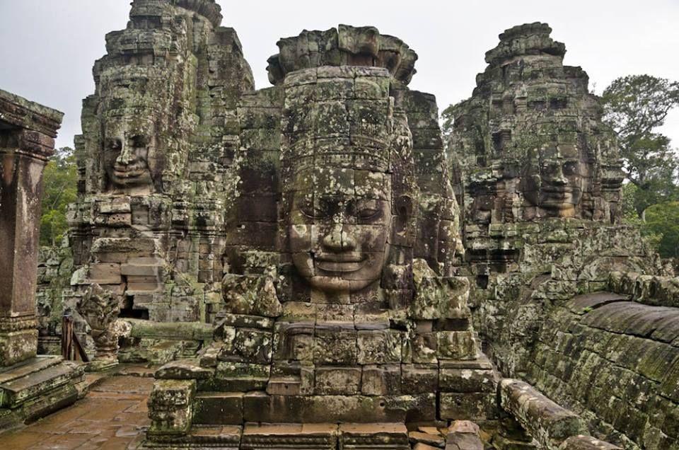 Ruins, Angkor Wat