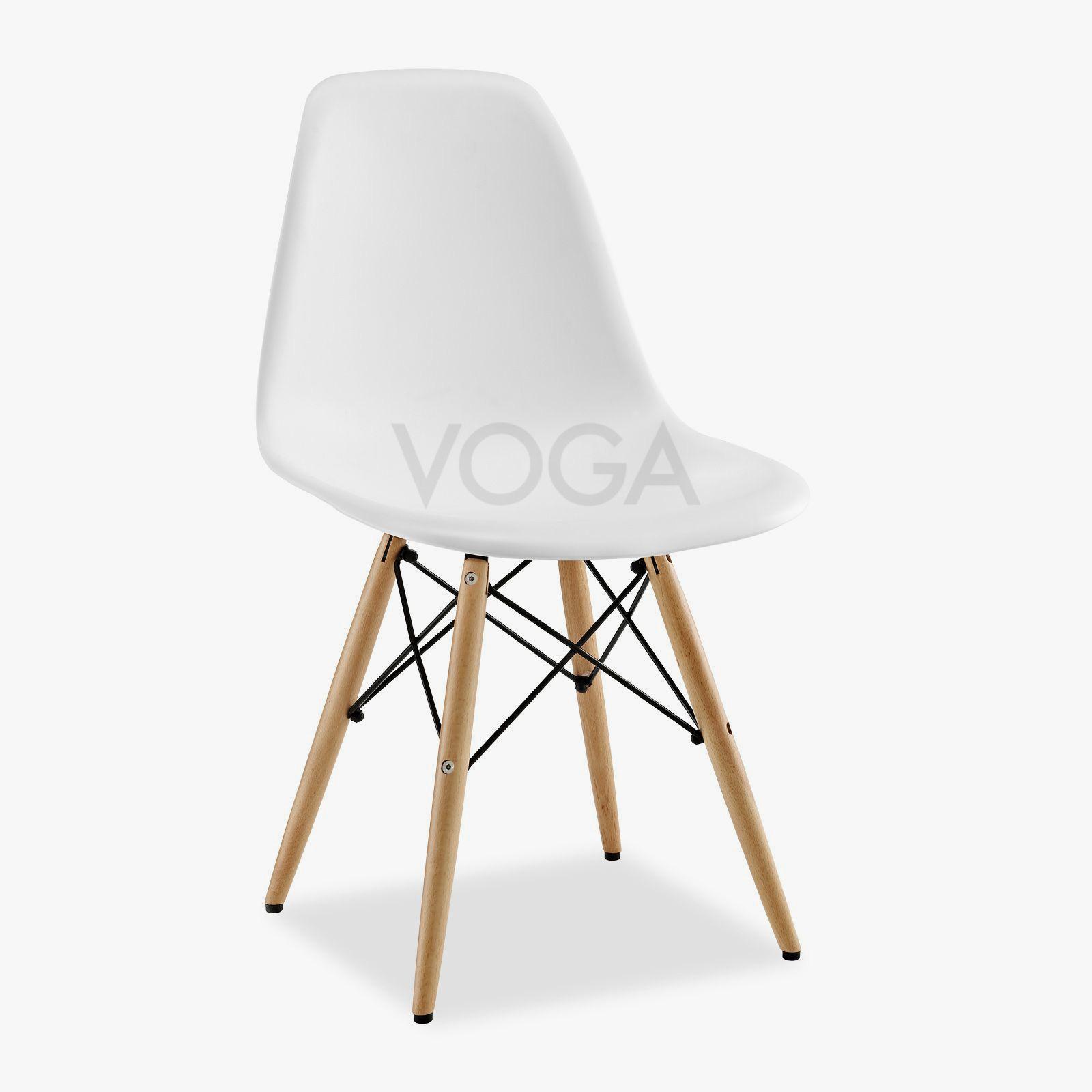 Dsw Stuhl Eiffel Chair Eames Designerstuhle Voga Sedie
