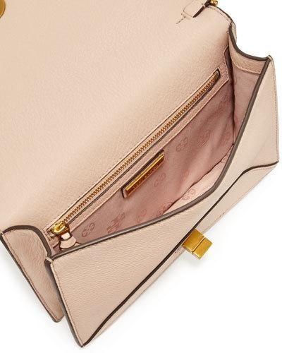 cf31806d577b TORY BURCH Kira Envelope Leather Crossbody Bag.  toryburch  bags  shoulder  bags  leather  crossbody