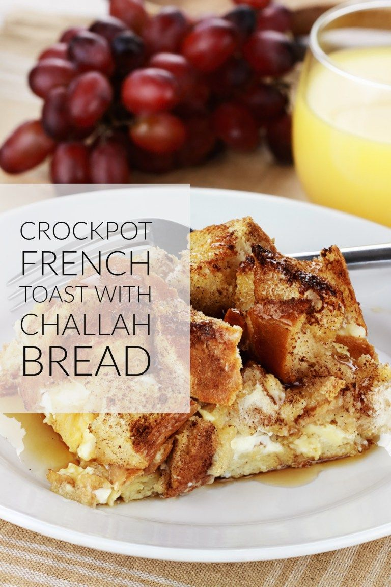 Medium Of Crockpot French Toast