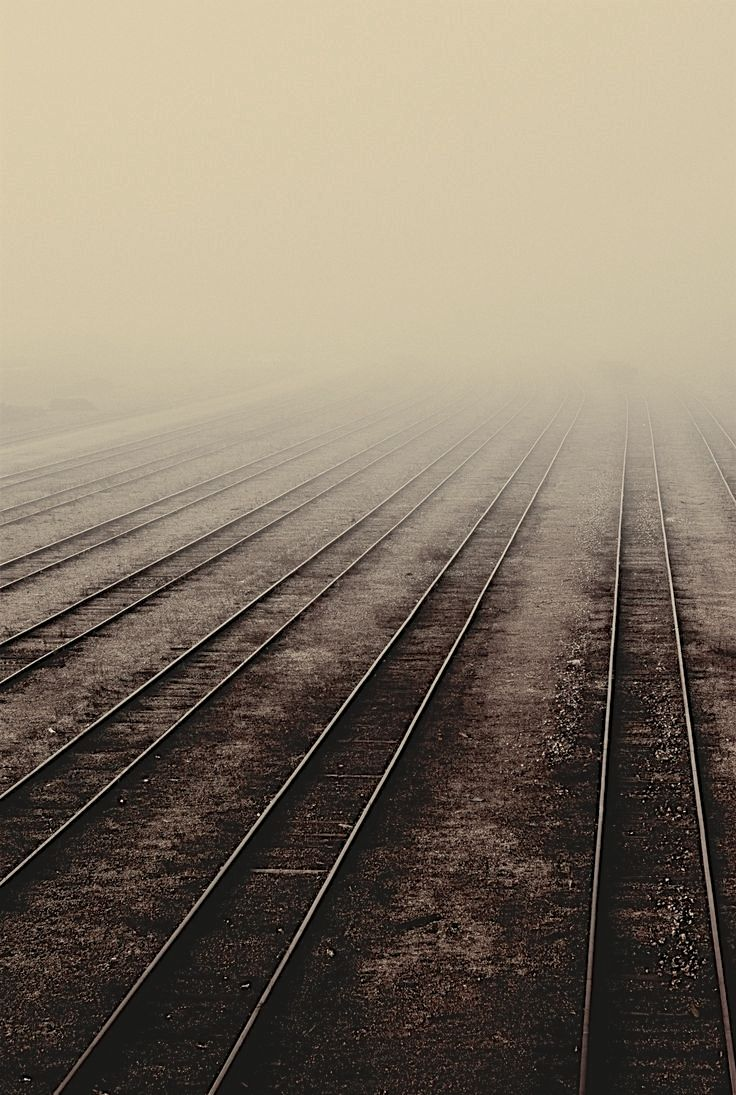 Choose Your Own Destination With Images Photography Train Tracks