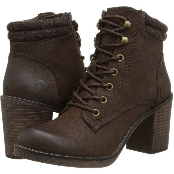 Womens Boots Rocket Dog Somers Brown Saloon
