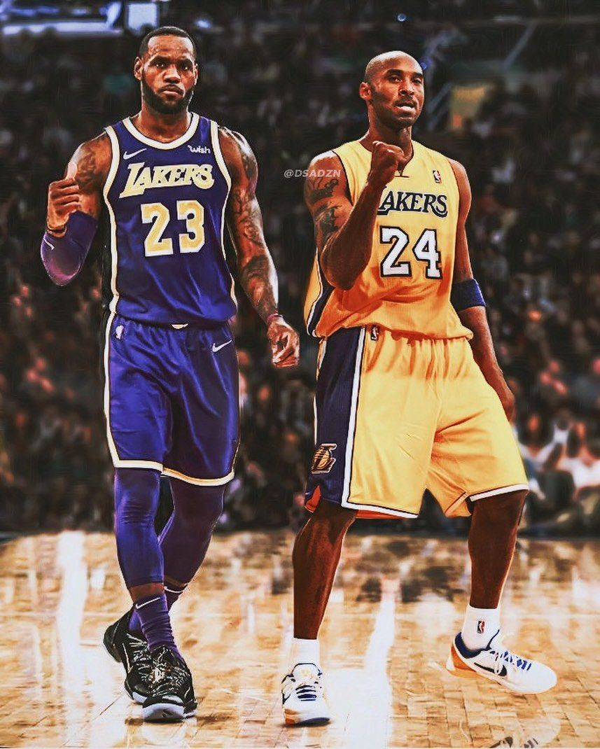 Image May Contain One Or More People People Playing Sports Shoes And Basketball Court Kobe Bryant Nba Legends Kobe Bryant Nba