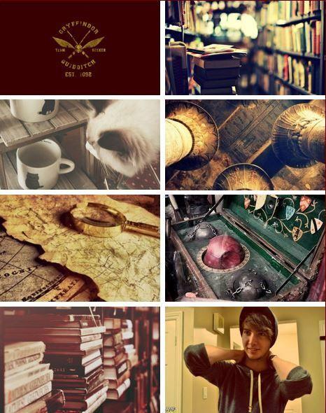 Next generation aesthetic: Hugo Weasley