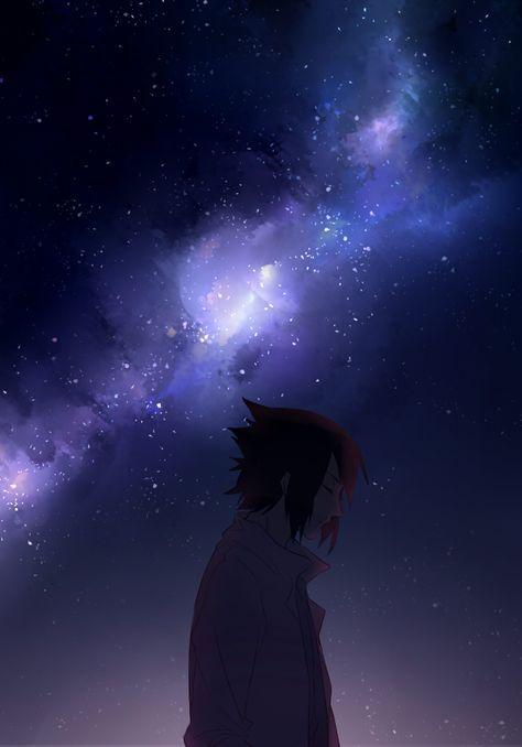 Uchiha Sasuke Naruto Ilustrasi Gambar Anime Gambar
