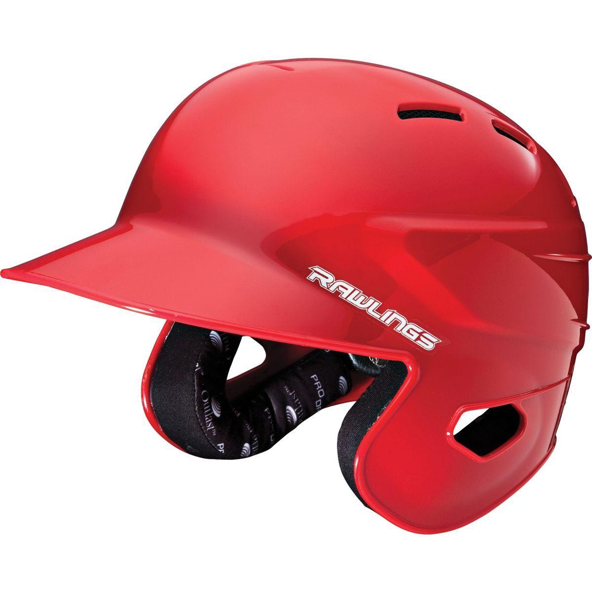 Rawlings Adult 100 Mph Safety Batting Helmet Batting Helmet Helmet Baseball Helmet