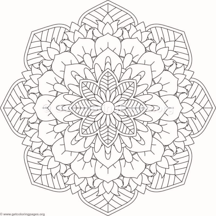 Pin de Brooke Totten en Mandala | Pinterest | Mandalas, Dibujos para ...