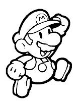 Super Mario Coloring Pages Mario coloring pages, Super