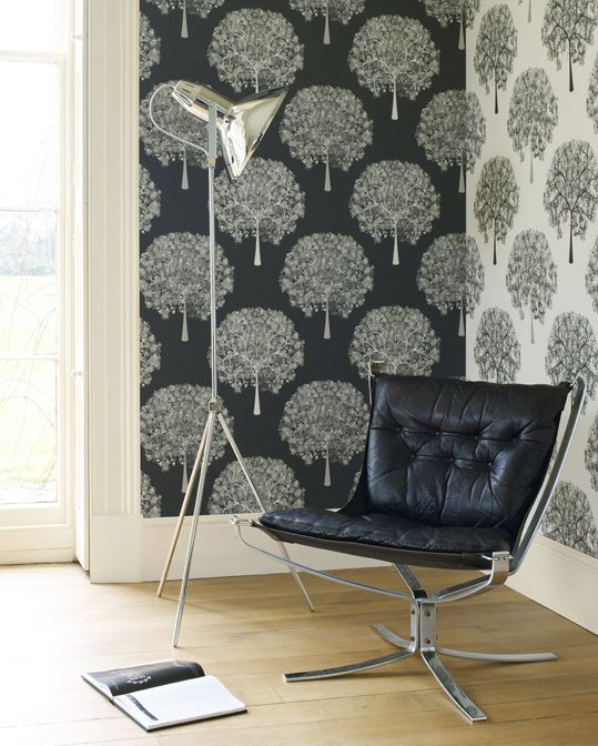 Joanne Wallpaper Available at Sheila's on Crowfoot!