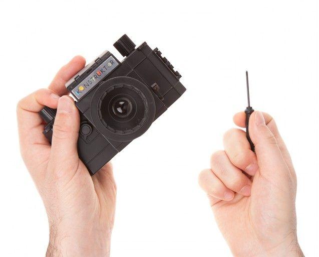 Konstruktor DIY | Lomography, Camera, Slr camera