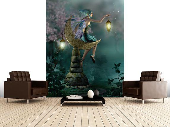 The Night Watch wall mural room setting Zen practice ideas