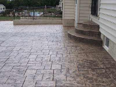 Stamped Concrete Google Image Result For  Http://www.tyeryarsconcrete.com/images/pic040 | Front Steps And Porch |  Pinterest | Concrete, Stained Concrete ...