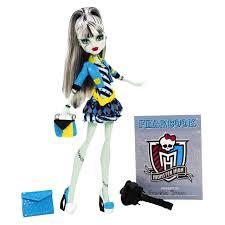 Monster High - FRANKIE STEIN PICTURE DAY - Keravan Muovi ja Lelu Oy