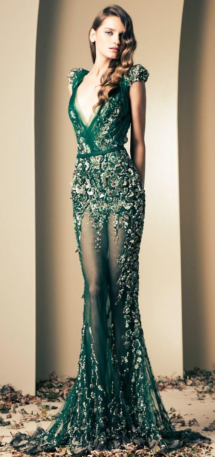 Ziad Nakad Fall/Winter 2014 | dresses | Βραδινά φορέματα ...