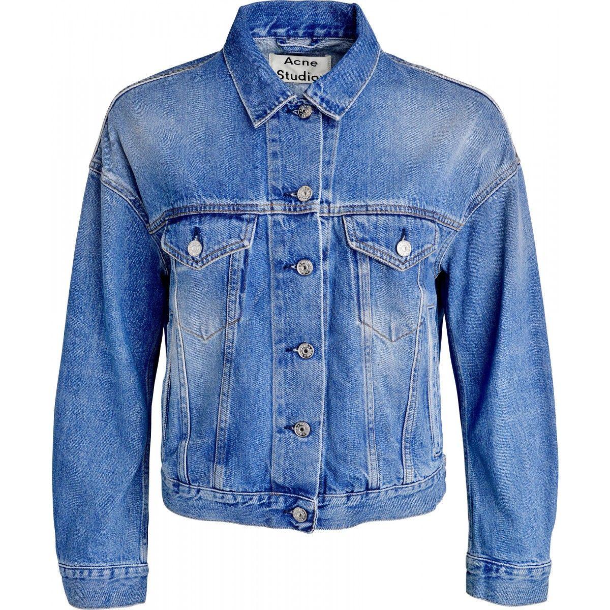 924f735f Lab oversize denimjakke | Ønsker | Oversized denim jacket, Denim og ...