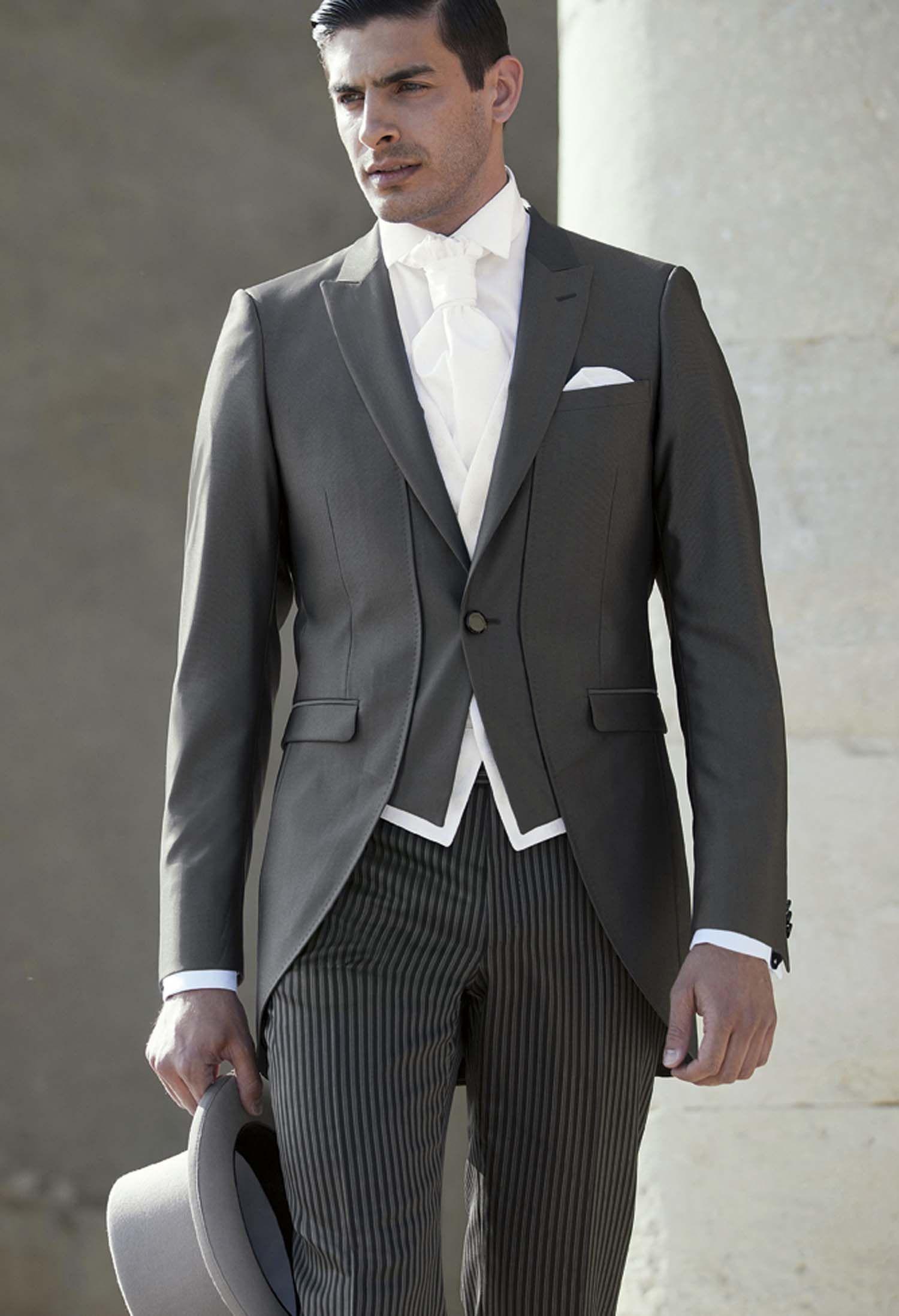 abiti da sposo grigio - Cerca con Google | Anzug Hochzeit ...