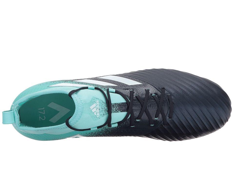 competitive price b91e1 578eb adidas Ace 17.2 FG Men's Soccer Shoes Energy Aqua/Footwear ...