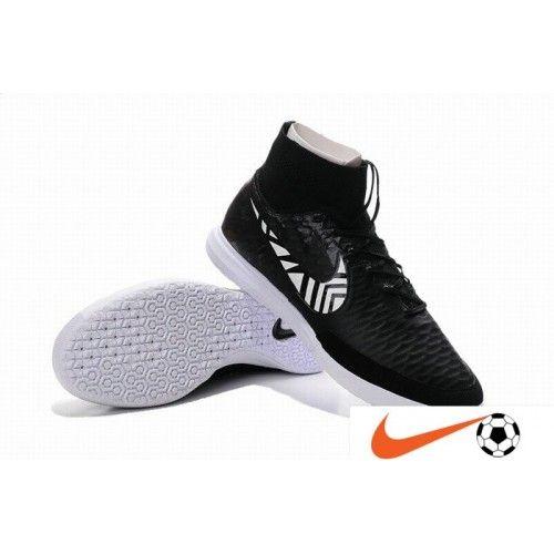 a87ecdc7242ea Nike Magista - Nike MagistaX Proximo IC Street Noir Blanc Indoor Court  Football Shoes