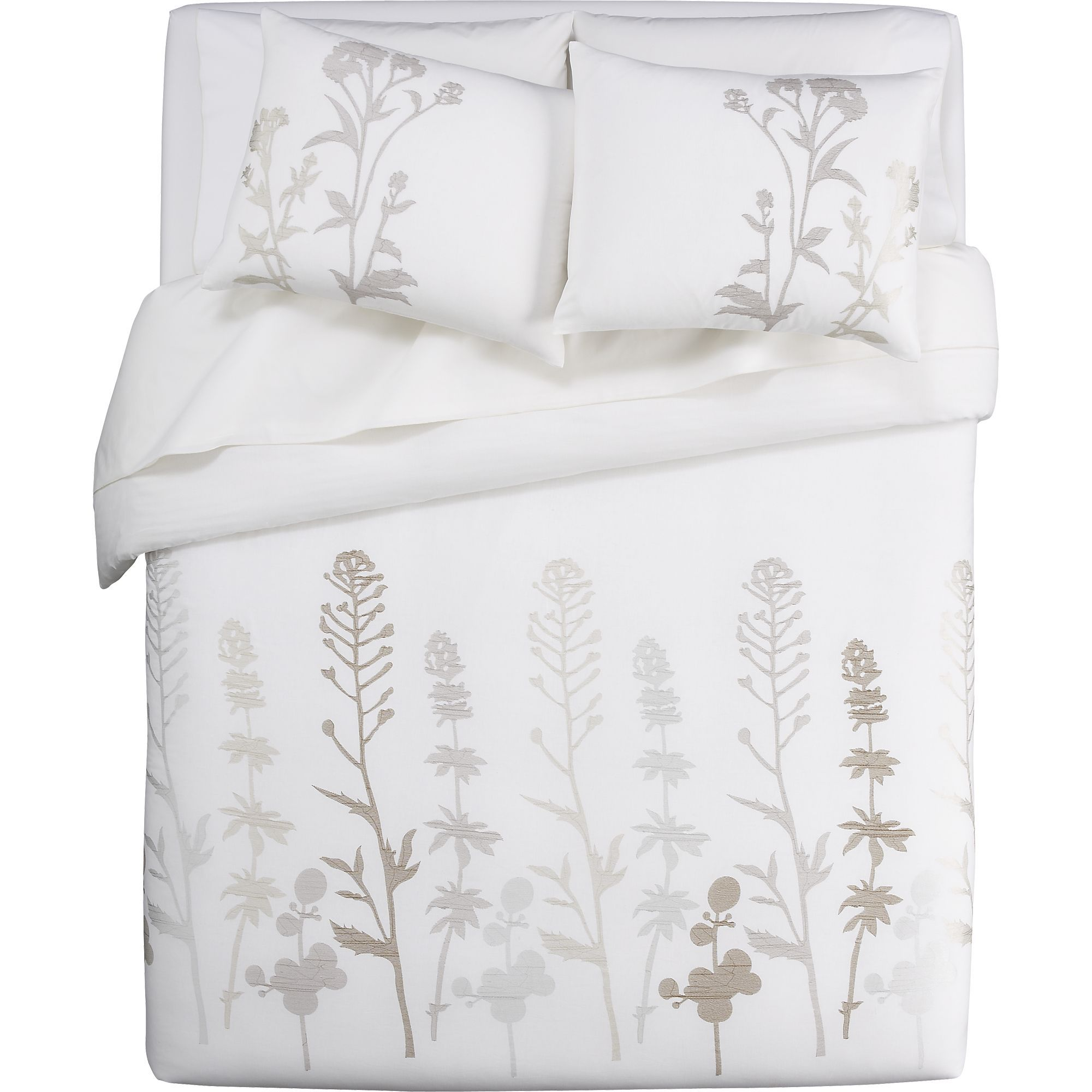 Woodland Duvet Covers And Pillow Shams Natural Duvet Covers
