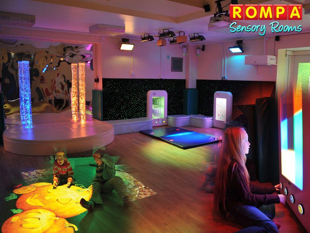 Sensory Room Wallpapers Snoezelen Multi Sensory Rooms
