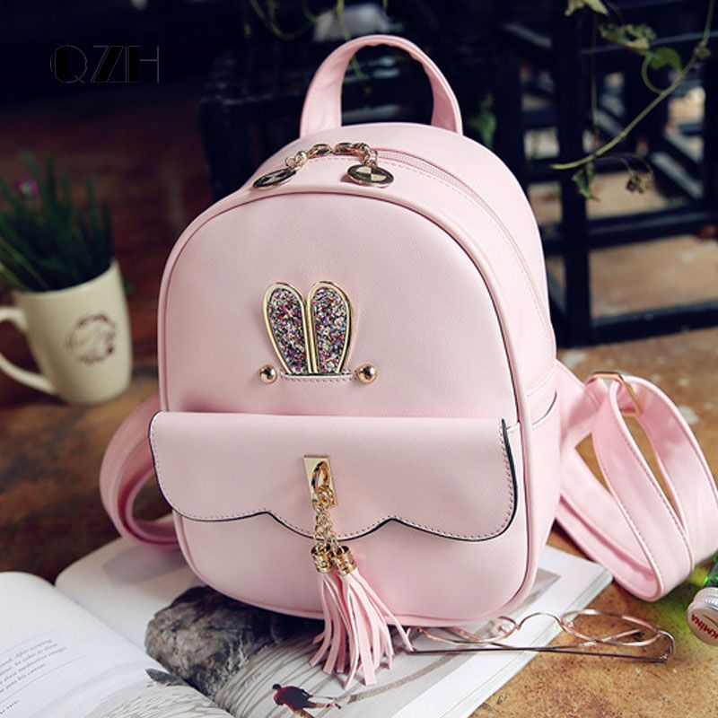 be2075265ced Designer Small PU Leather Girls School Bags and Travel Back Pack   Price    21.24   FREE Shipping     kidsclothing