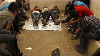 Immigrant detainees abused in Georgia ‒ report