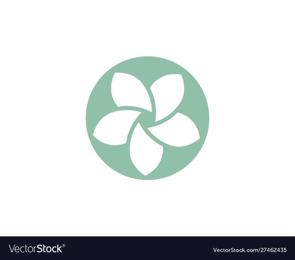 Plumeria Flower Icon Royalty Free Vector Image Ad Icon Flower Plumeria Royalty Ad