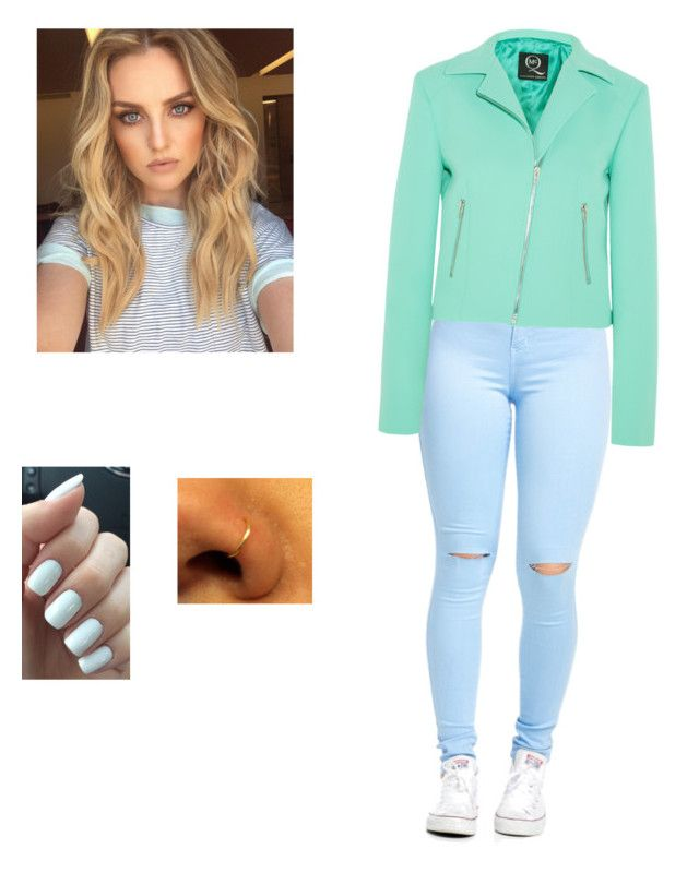 """""""Perrie edwards"""" by shaima122 ❤ liked on Polyvore featuring McQ by Alexander McQueen"""