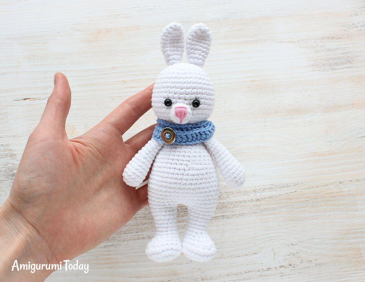 Kuscheln Sie mich Bunny Amigurumi Muster | amigurumi | Pinterest ...
