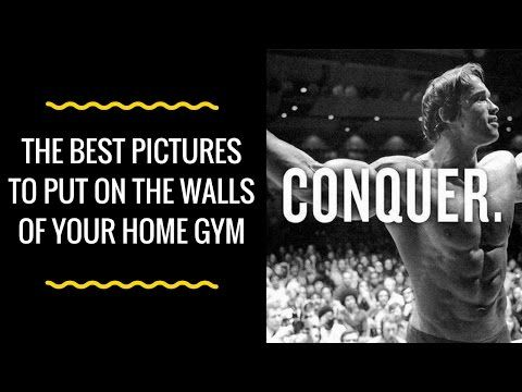 New Home Gym Posters