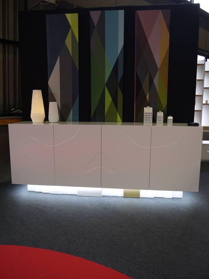 Buffet Skull Design Demesure Fr Mobilier De Salon Architecture Interieure Design